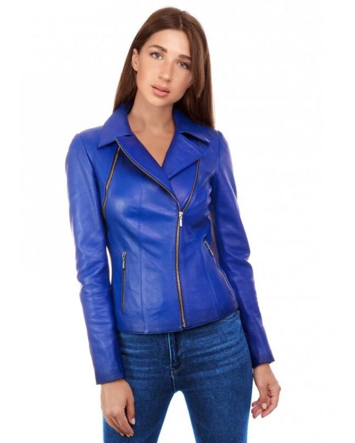 Leather Jacket RC-284 Y95 JUMBO 038