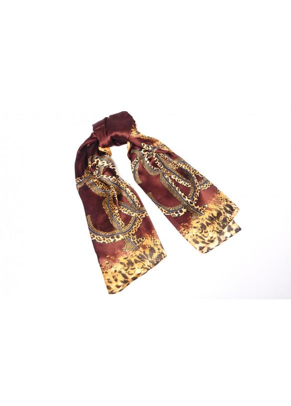 Женский шарф  SILK RB 026