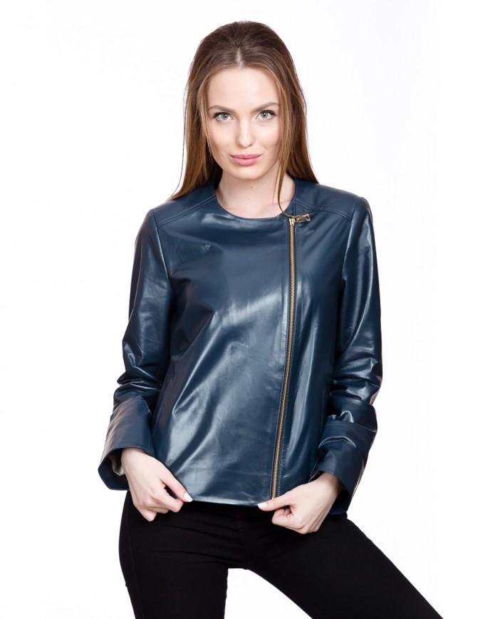 Leather Jacket B-314 CEP IPT Y105 NATURAL 030 - интернет-магазин Alberta