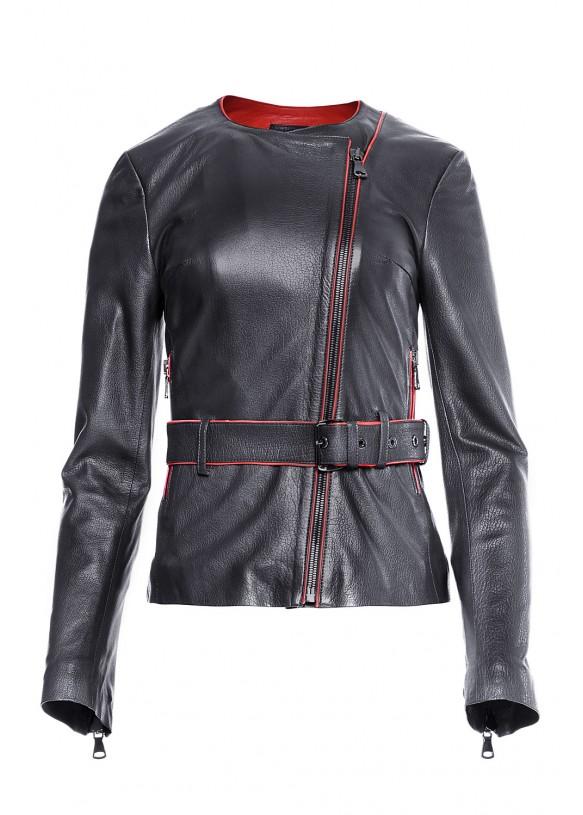 Кожаная куртка  RC-05  Y95 ZIG 038