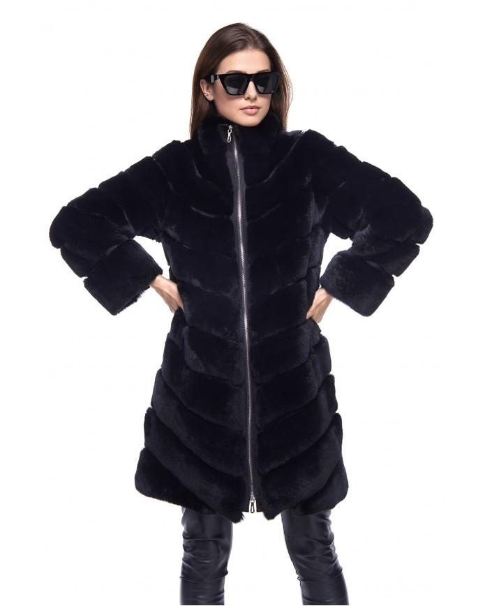 Женская шуба из орилага   205 Hakim/SIY ORYLAG 100 - интернет-магазин Alberta