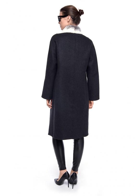 Пальто из альпаки 224-S ALPAKA 096