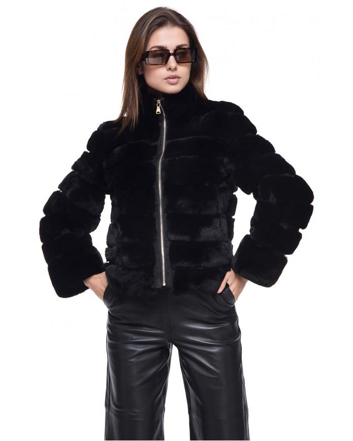 Женская шуба из орилага  225 SIY ORYLAG 100 - интернет-магазин Alberta