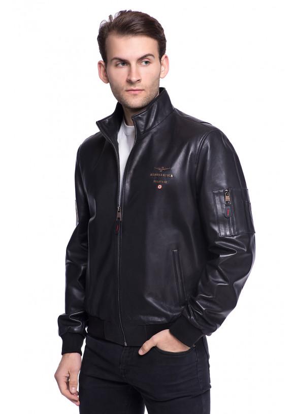 Мужская кожаная куртка 1072 ZIK 099