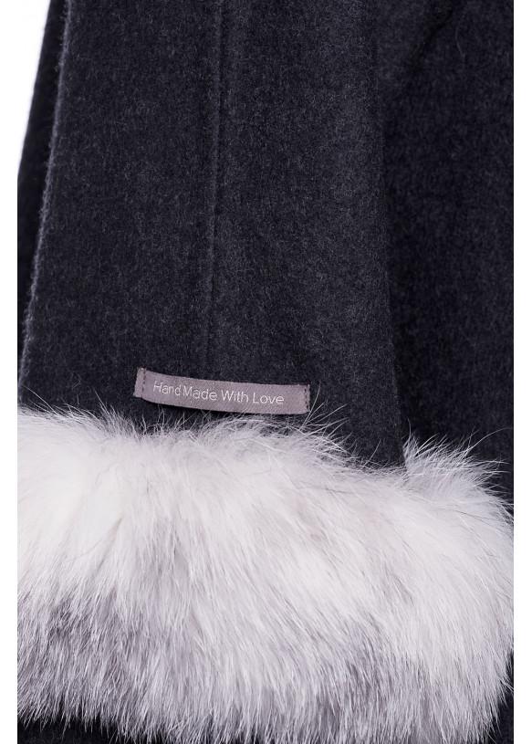 Пальто из альпаки 280-S ALPAKA 096