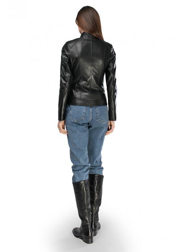 Женская кожаная куртка Z-8 NEW NATUREL 086