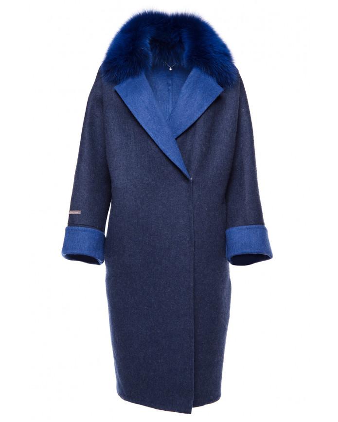 Women's alpaca coat 226-Laci ALPAKA 096