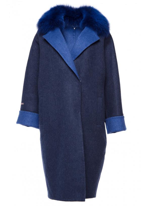 Женское пальто из альпаки 226-Laci ALPAKA 096