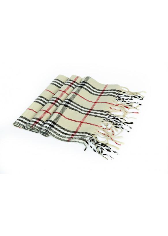Женский шарф  WOOL BUR 025