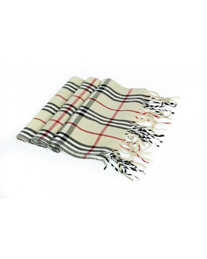 Женский шарф  WOOL BUR 025 - интернет-магазин Alberta