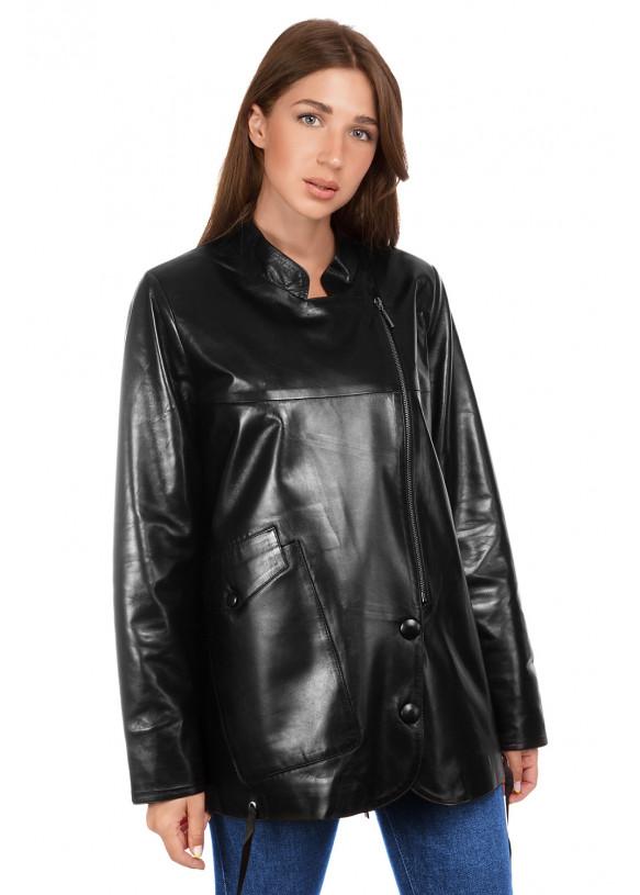 Кожаная куртка 3013 VEGETAL 092