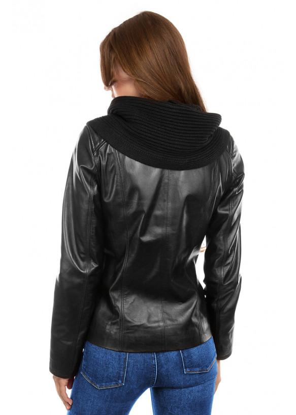 Женская кожаная куртка N.1945 ZIK 089