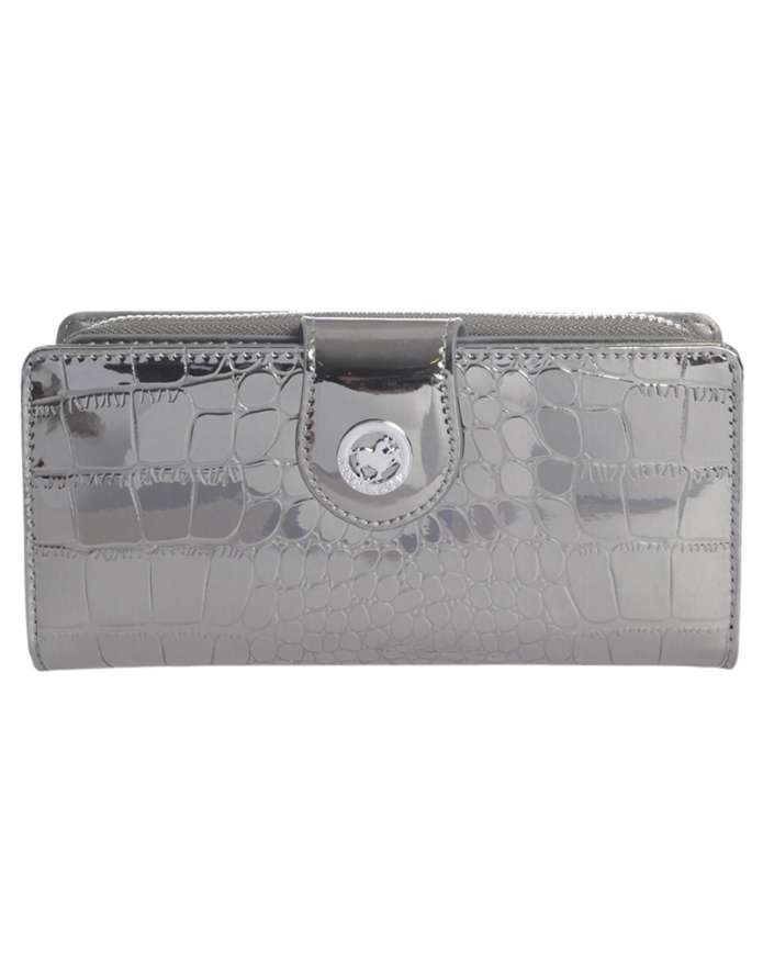 Faux leather wallet POLO G010 POLO.01 C3 090 - интернет-магазин Alberta