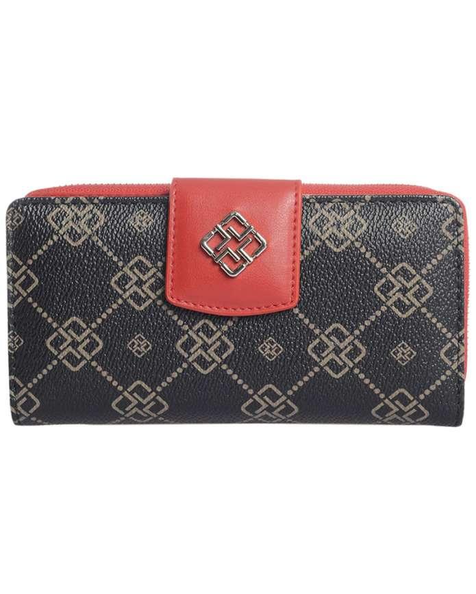 Faux leather wallet LMB EL G010 112.003 LR C2 090 - интернет-магазин Alberta
