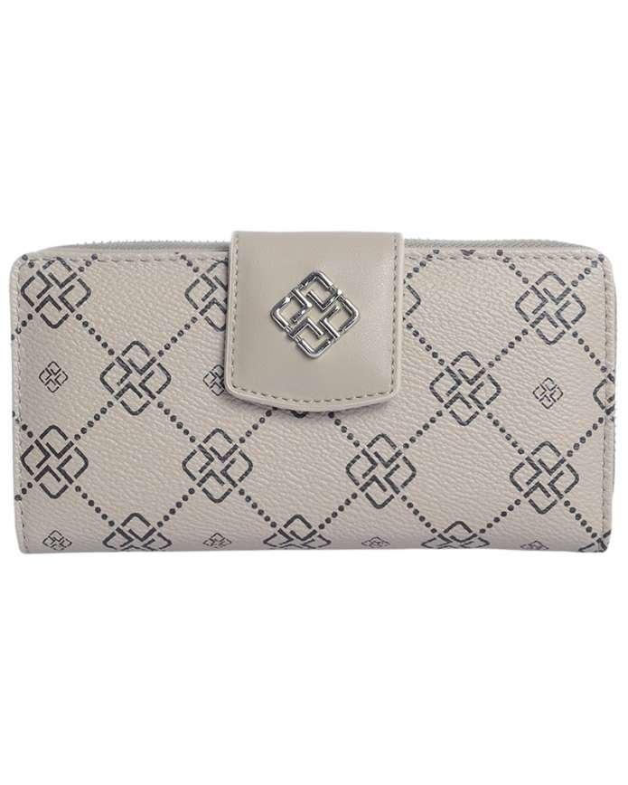 Faux leather wallet LMB EL G010 112.003 VV LR C9 090 - интернет-магазин Alberta