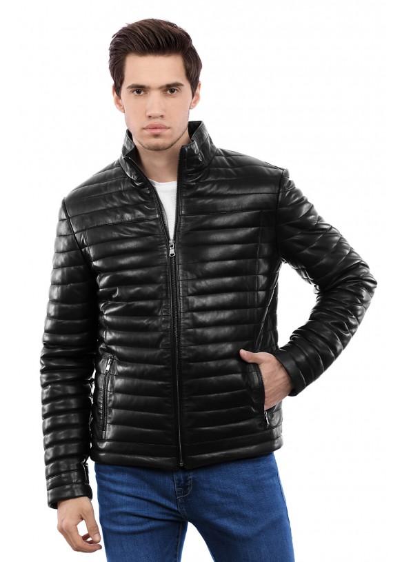 Кожаная куртка VV-45 ZIK 089
