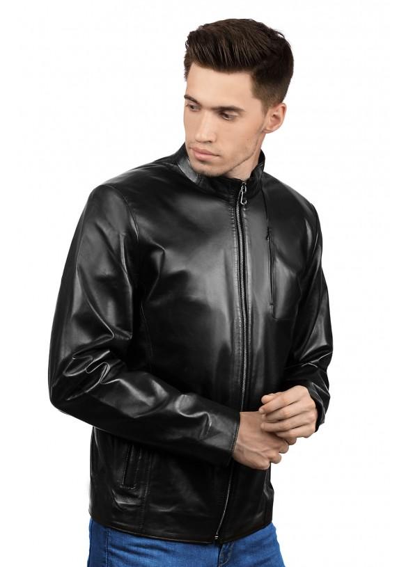 Кожаная куртка 804 VEGETAL 092