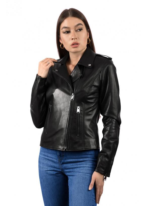 Кожаная куртка  SFR 26 ZIK 093