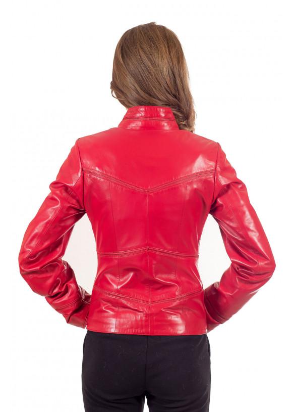 Кожаная куртка RC-003 Y115 ZIG 038