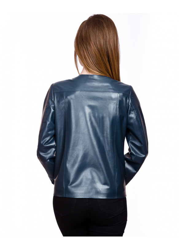 Кожаная куртка B-314 CEP IPT Y105 NATURAL 030