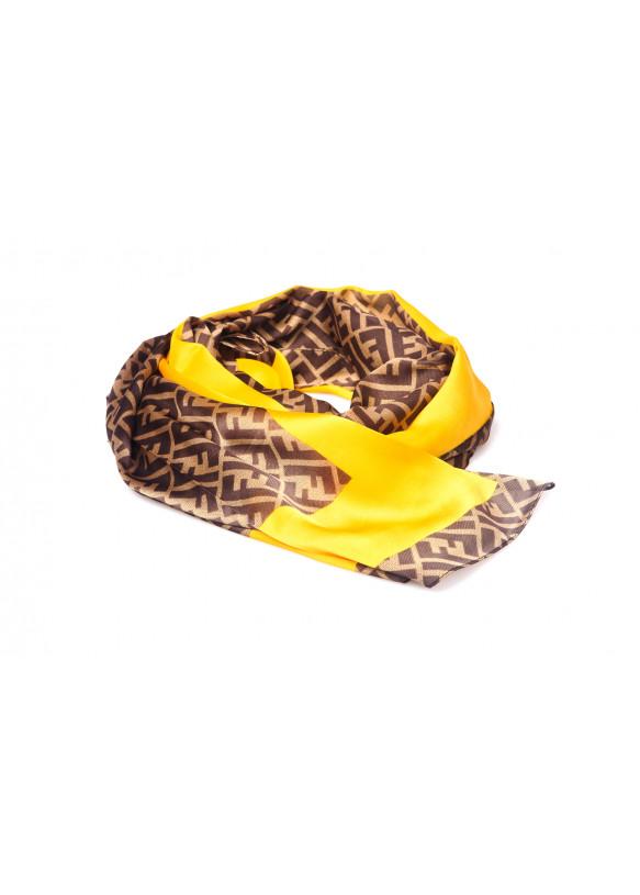 Женский шарф  SILK POL FF 026