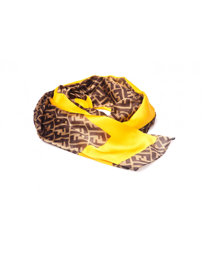 Женский шарф  SILK POL FF 026 - интернет-магазин Alberta