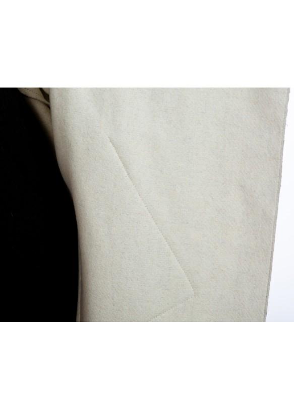 Женское манто из альпаки 15181 Y80 ALPAKA 104 031