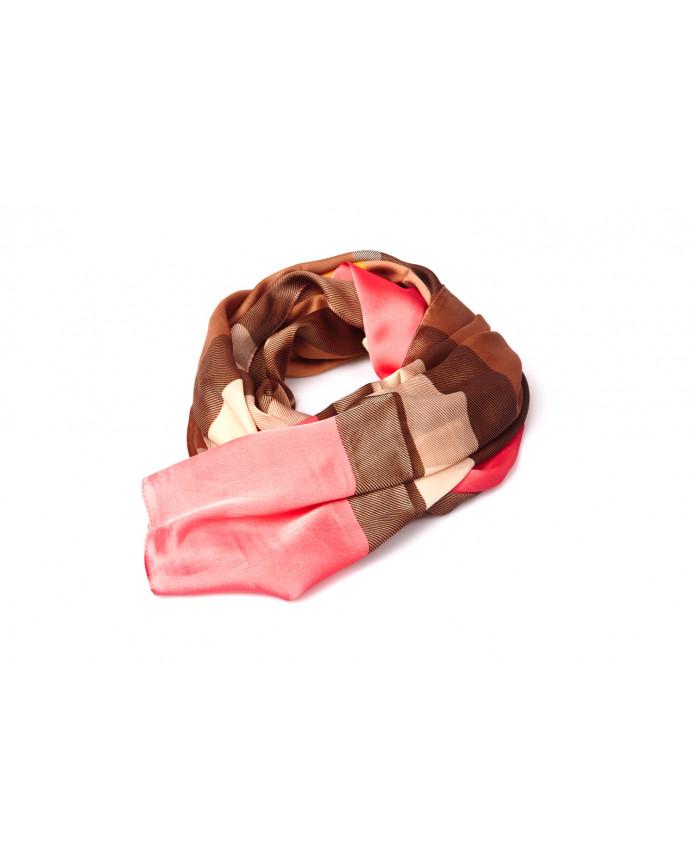 Женский шарф  SILK BUR 026 - интернет-магазин Alberta