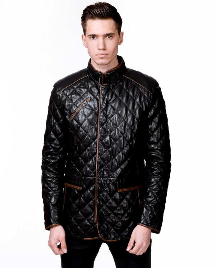 Куртка F84 Y90 JUMBO 057 - интернет-магазин Alberta