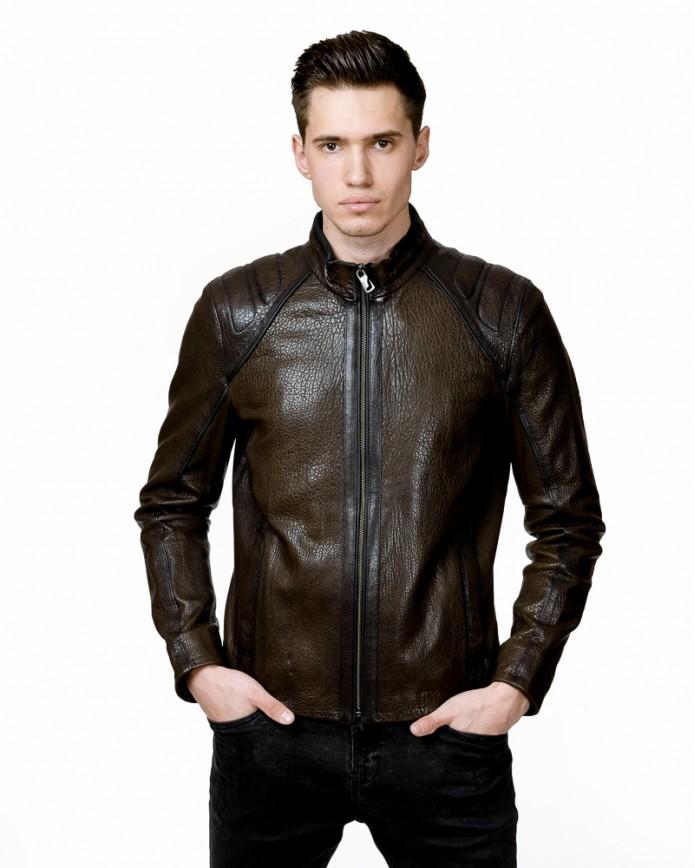 Куртка F485 Y90 JUMBO 057 - интернет-магазин Alberta
