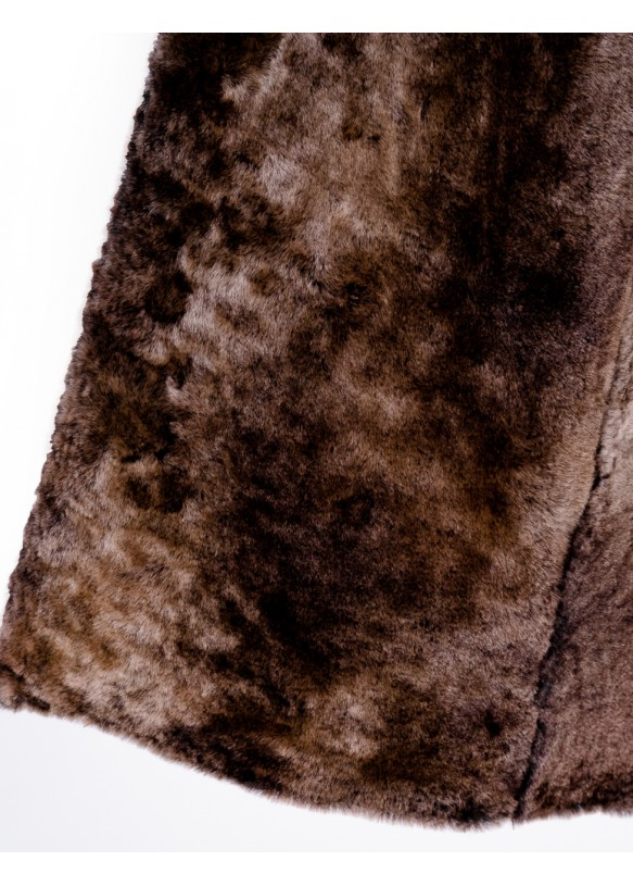 Дубленка из овчины V 3009 Y 80 MONTANA ICLIK 003