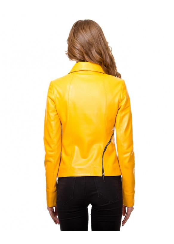 Кожаная куртка RC-284 Y95 JUMBO 038
